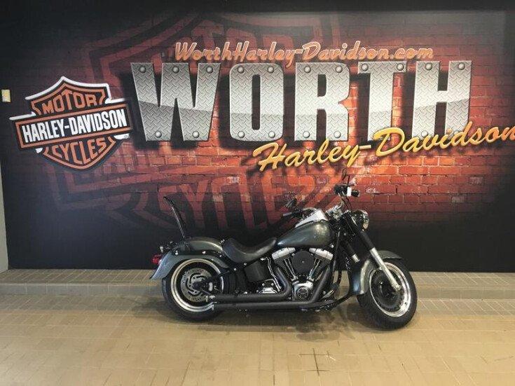2013 Harley-Davidson Softail for sale 200797005