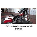2013 Harley-Davidson Softail Deluxe for sale 200970454