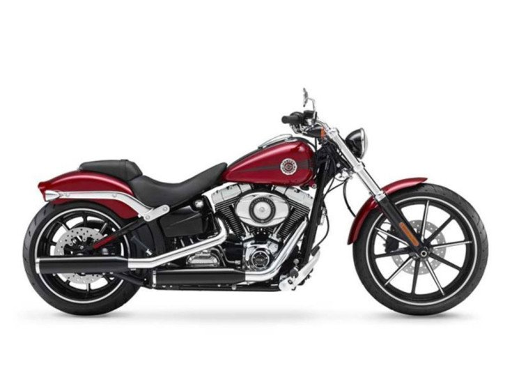 2013 Harley-Davidson Softail for sale 201053405