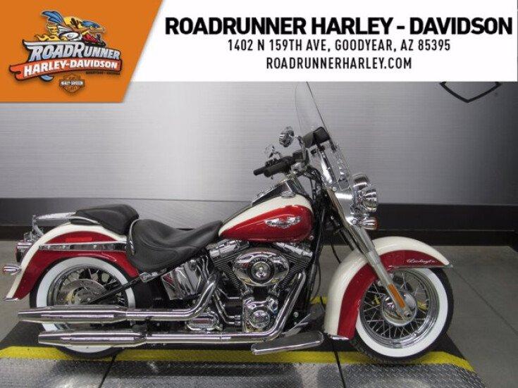 2013 Harley-Davidson Softail for sale 201115438