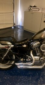 2013 Harley-Davidson Sportster 1200 Custom for sale 200793692