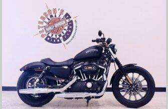 2013 Harley-Davidson Sportster for sale 201107350