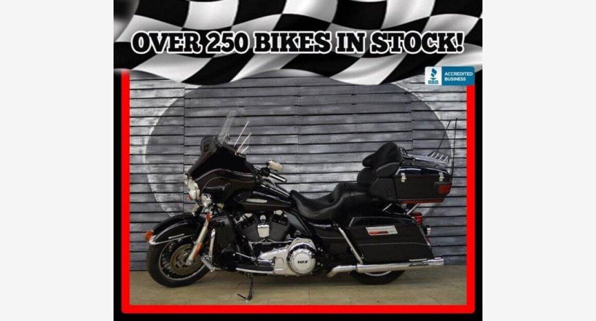 2013 Harley-Davidson Touring for sale 200624210
