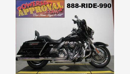 2013 Harley-Davidson Touring for sale 200701630