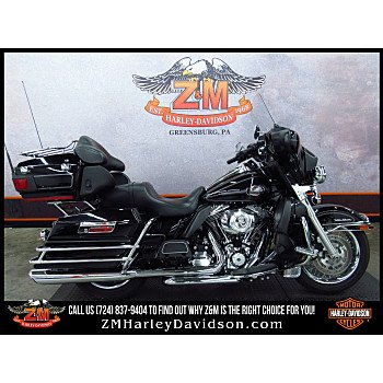 2013 Harley-Davidson Touring Ultra Classic Electra Glide for sale 200740609
