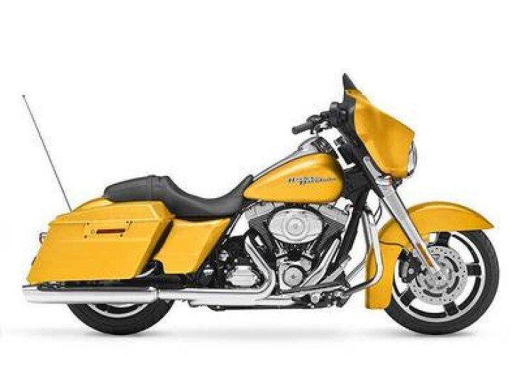 2013 Harley-Davidson Touring for sale 200811404