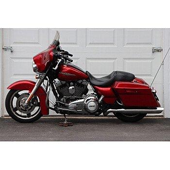 2013 Harley-Davidson Touring Street Glide for sale 200973730