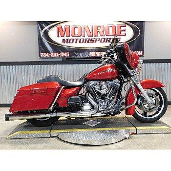 2013 Harley-Davidson Touring for sale 201027726