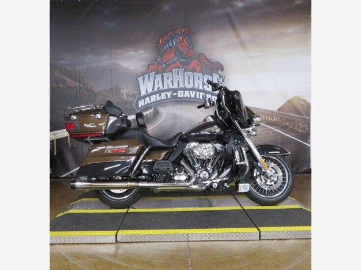 2013 Harley-Davidson Touring for sale 201040567