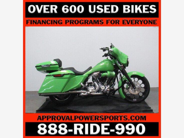 2013 Harley-Davidson Touring for sale 201050384