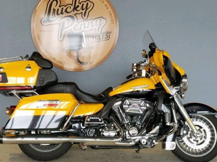 2013 Harley-Davidson Touring for sale 201050847