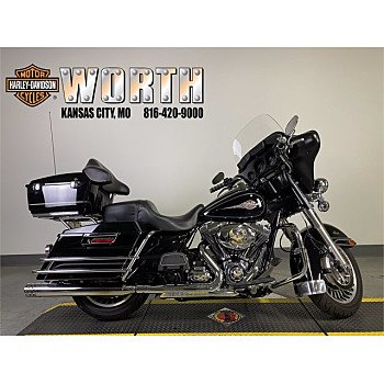 2013 Harley-Davidson Touring Classic for sale 201104613