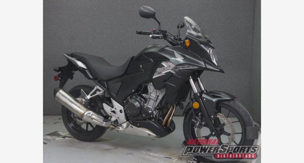2013 Honda CB500X for sale 200603209