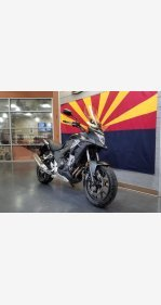 2013 Honda CB500X for sale 200691521