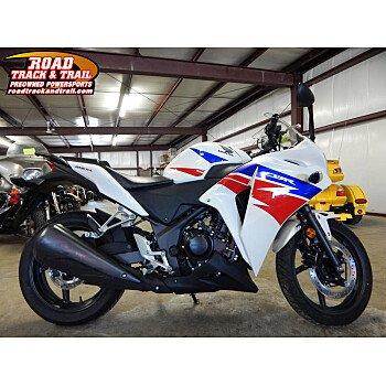 2013 Honda CBR250R for sale 200704580