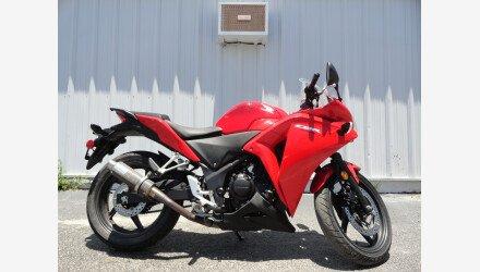 2013 Honda CBR250R for sale 200746523
