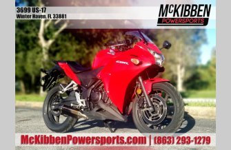 2013 Honda CBR250R for sale 200834880
