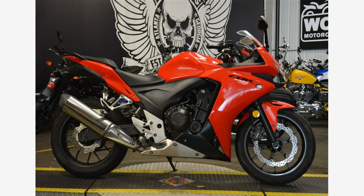 2013 Honda CBR500R for sale 200663757