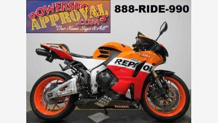 2013 Honda CBR600RR for sale 200644094