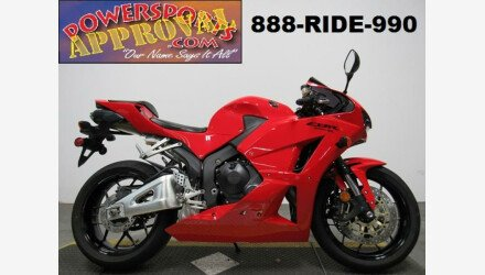 2013 Honda CBR600RR for sale 200655798