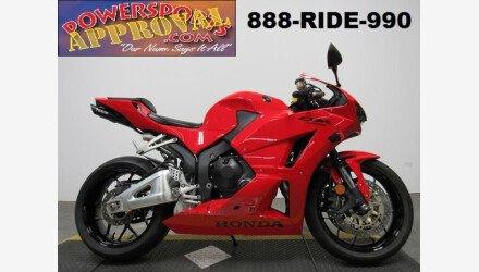 2013 Honda CBR600RR for sale 200668392