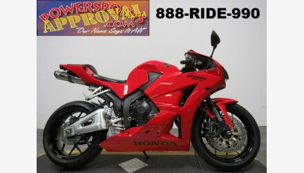 2013 Honda CBR600RR for sale 200701629