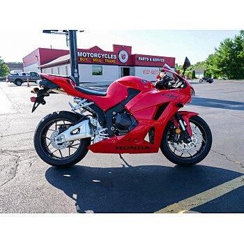 2013 Honda CBR600RR for sale 200941039