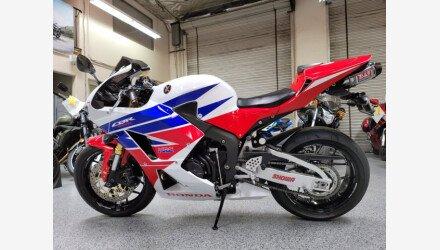 2013 Honda CBR600RR for sale 201009601