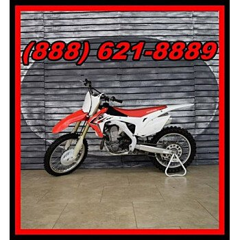 2013 Honda CRF450R for sale 200628650