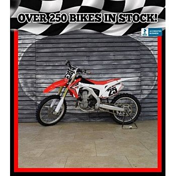2013 Honda CRF450R for sale 200636066