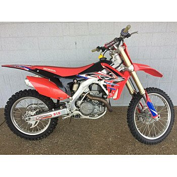 2013 Honda CRF450R for sale 200703163
