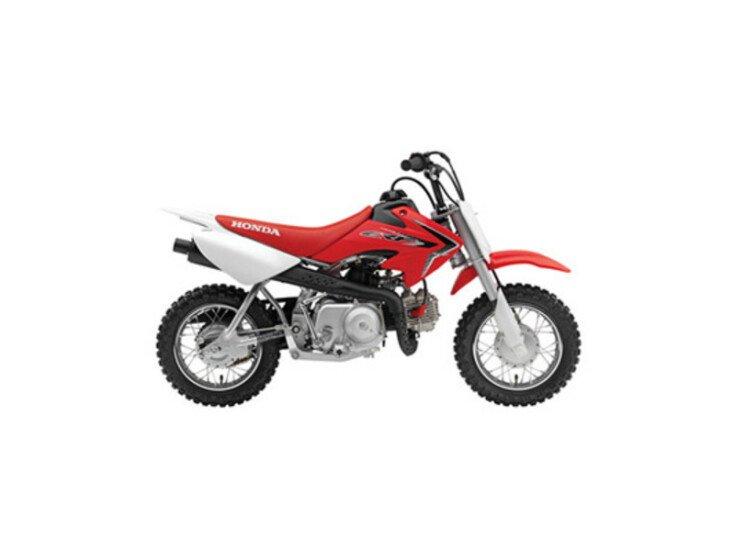 2013 Honda CRF50F 50F specifications