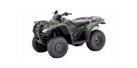 2013 Honda FourTrax Rancher AT specifications