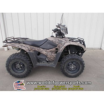 2013 Honda FourTrax Rancher for sale 200636994