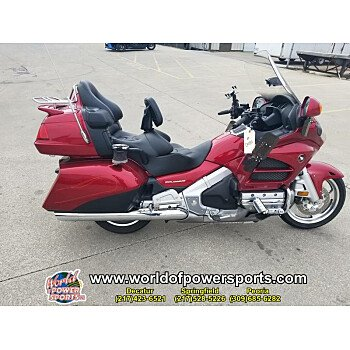 2013 Honda Gold Wing for sale 200637024