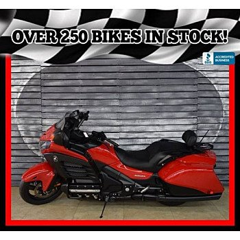 2013 Honda Gold Wing for sale 200654391