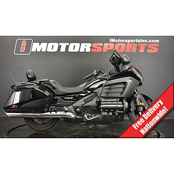2013 Honda Gold Wing for sale 200807183
