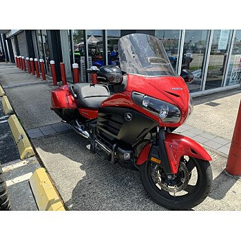 2013 Honda Gold Wing F6B for sale 200839153