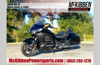 2013 Honda Gold Wing for sale 200843545