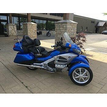 2013 Honda Gold Wing for sale 200931561