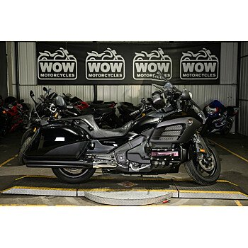 2013 Honda Gold Wing F6B Deluxe for sale 201069511