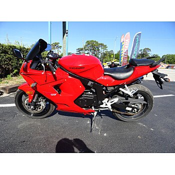 2013 Hyosung GT250R for sale 200450569