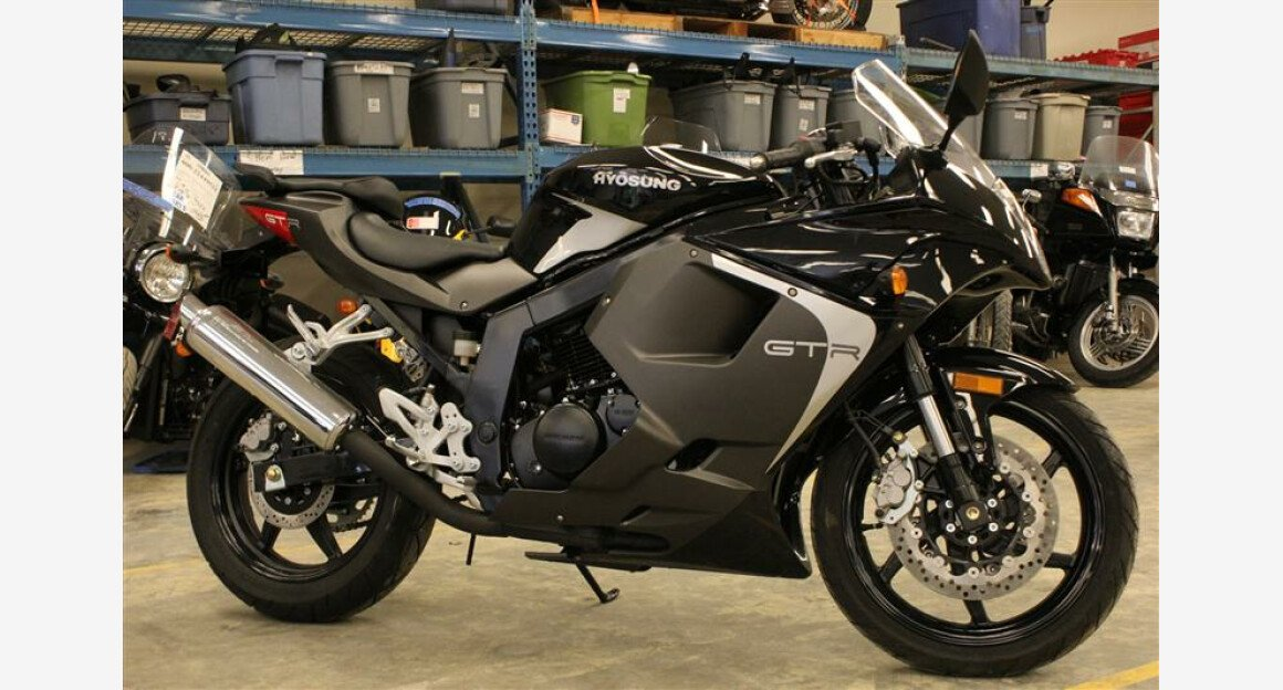 2013 Hyosung GT250R for sale 200602334