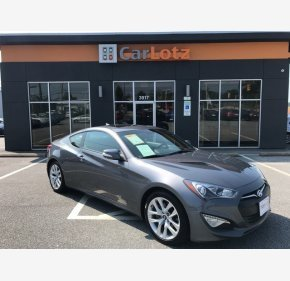 2013 Hyundai Genesis Coupe 3.8 for sale 101036342