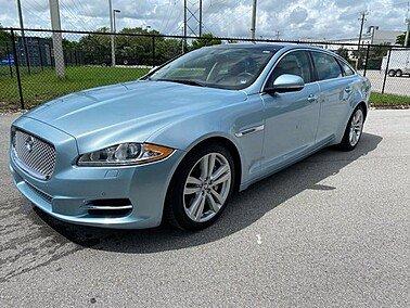 2013 Jaguar XJ for sale 101541465