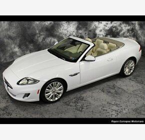 2013 Jaguar XK Convertible for sale 101101126