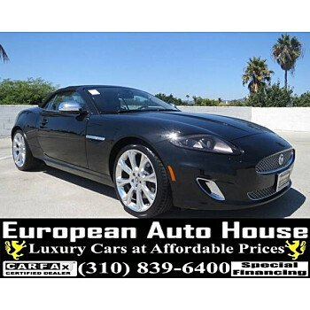 2013 Jaguar XK Convertible for sale 101202152