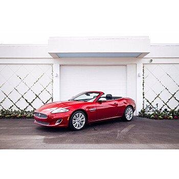 2013 Jaguar XK Convertible for sale 101399818