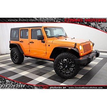 2013 Jeep Wrangler 4WD Unlimited Sport for sale 101061693