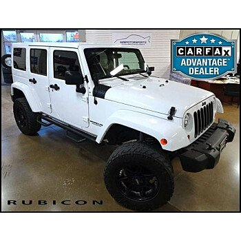 2013 Jeep Wrangler 4WD Unlimited Rubicon for sale 101083902